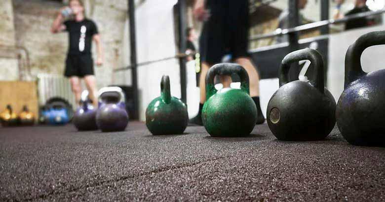 Spartan Kettlebell edzés